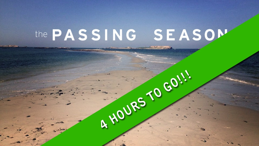 The Passing Season - a feature film project video thumbnail