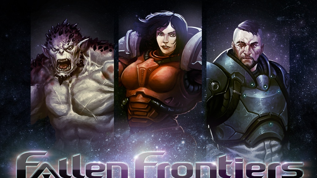 Fallen Frontiers REBOOT project video thumbnail