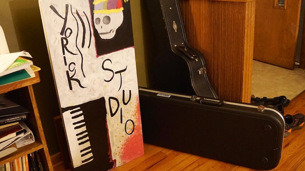 Yorick Studio: Collaborative Album by Many Friends project video thumbnail
