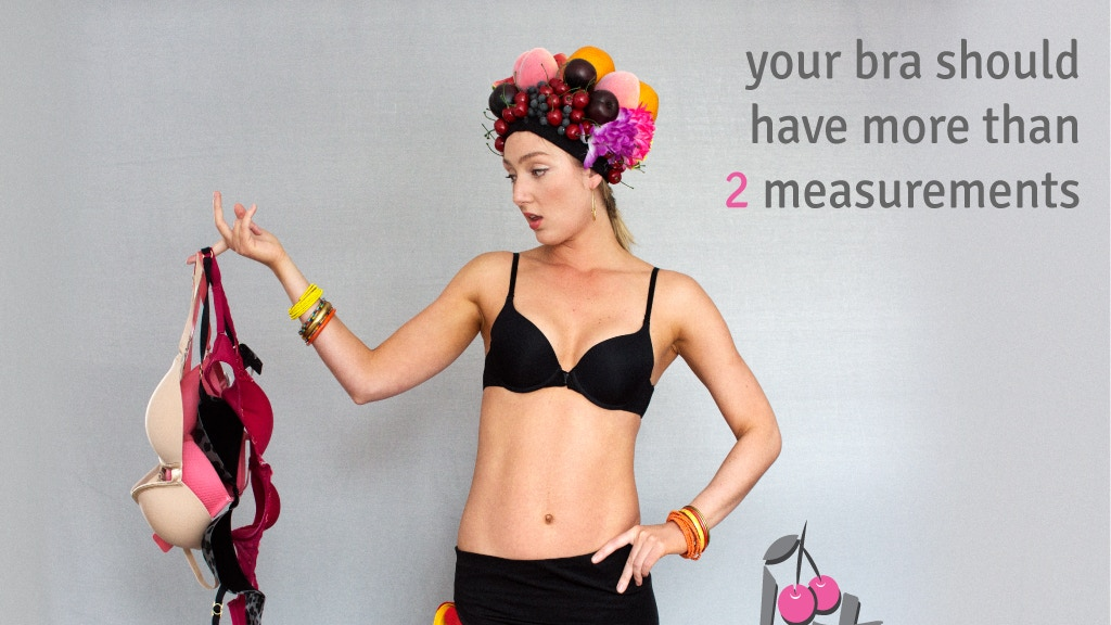 Fitesse: custom build your perfect fit bra project video thumbnail