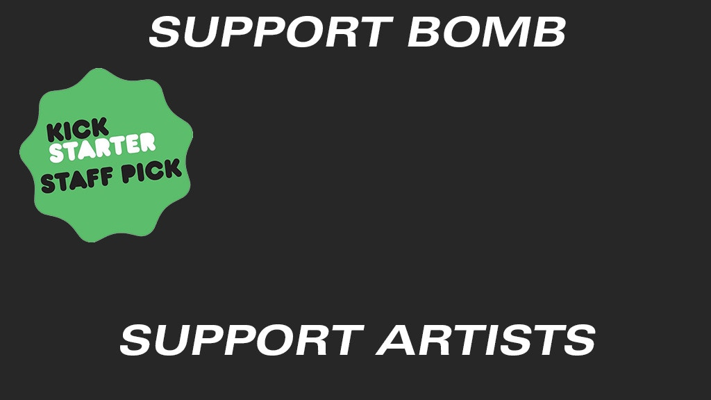 BOMB DAILY: by Artists, for Artists project video thumbnail