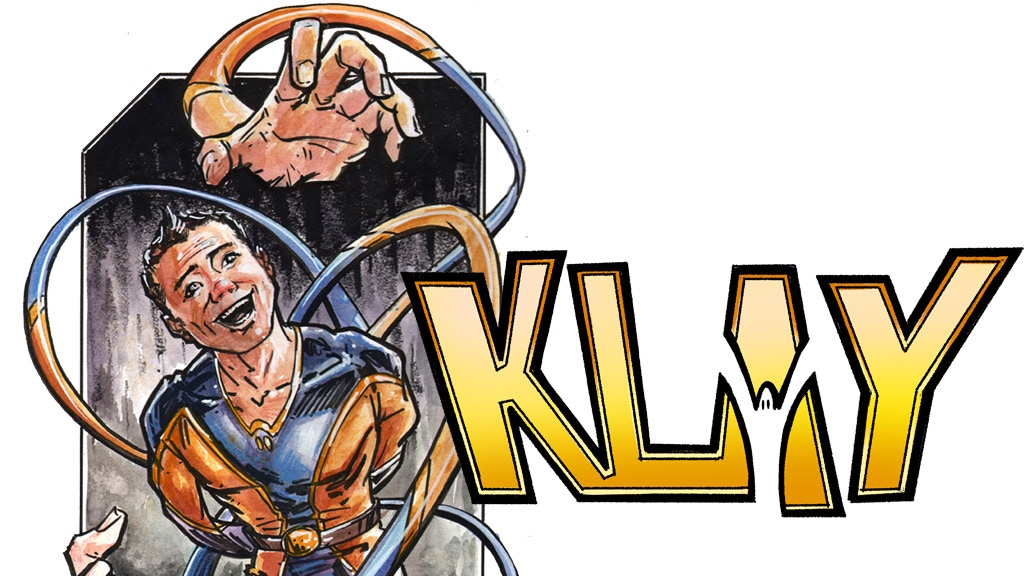 "KLAY: A super hero ""Quickstarter"" (7 days only!) comic book project video thumbnail"