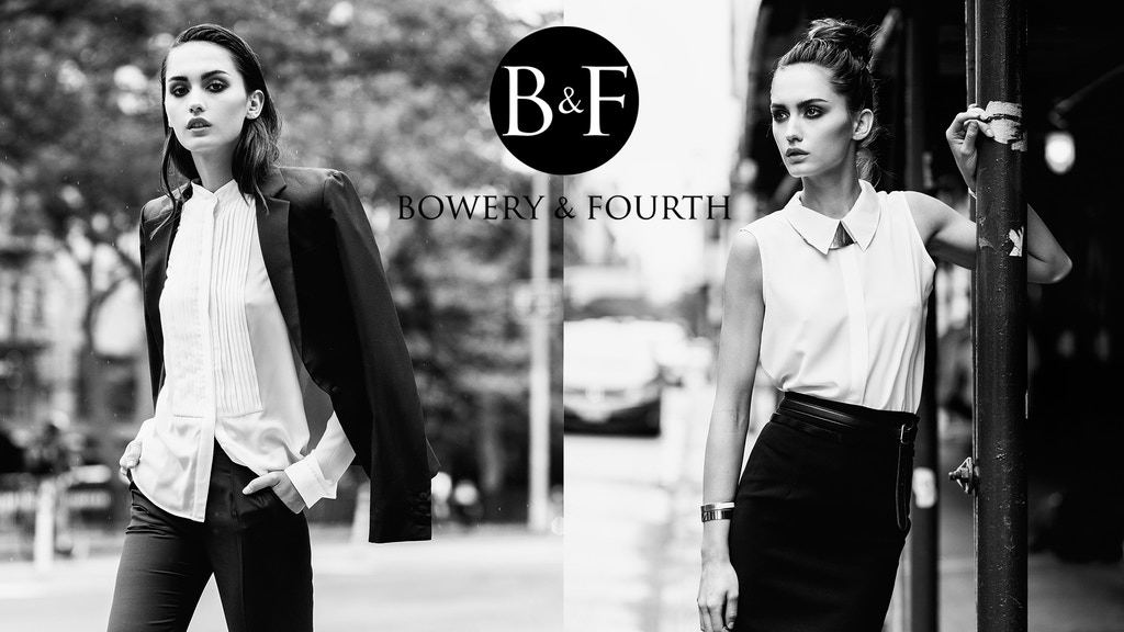fd0e34187c Bowery   Fourth - Business wear for the Urban Gentlewoman project video  thumbnail