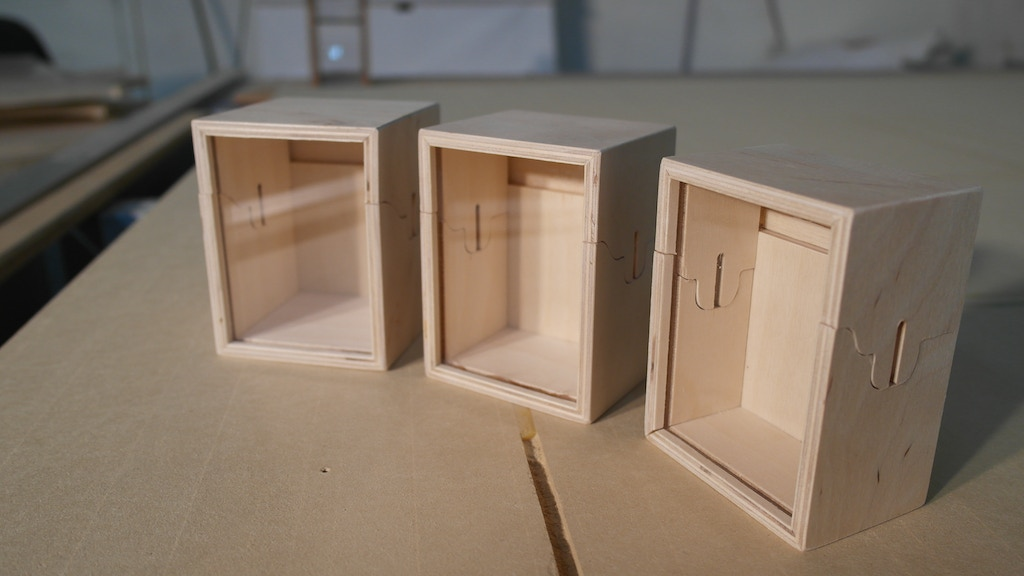Handcrafted Wooden Deck Box project video thumbnail