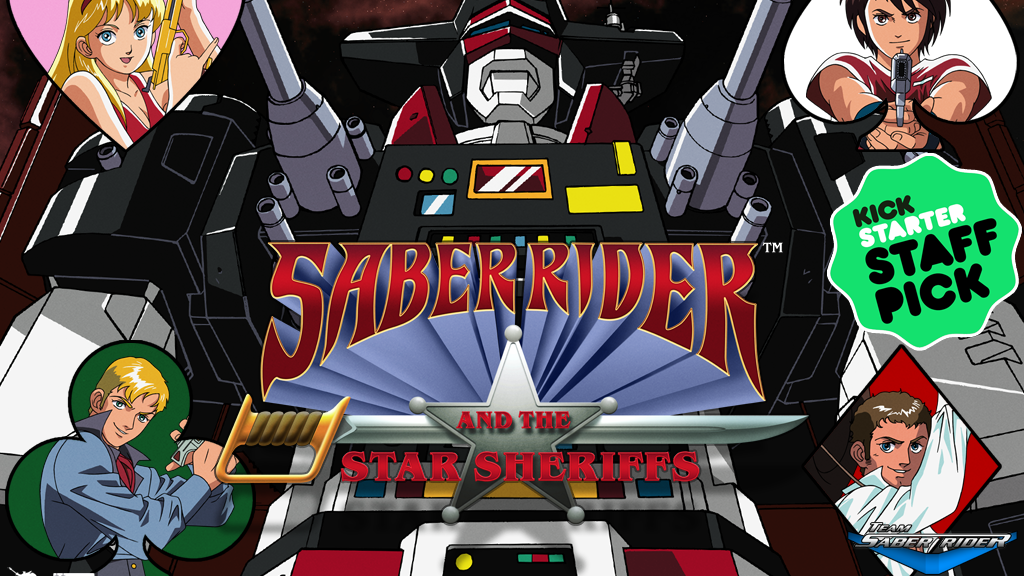 Saber Rider and the Star Sheriffs - 3DS / Steam / Dreamcast project video thumbnail