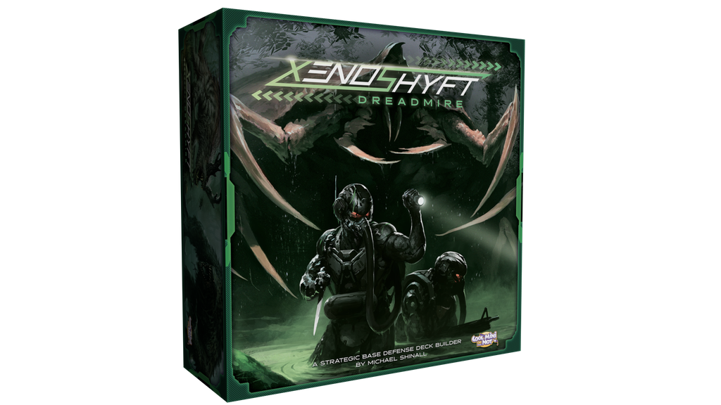XenoShyft: Dreadmire project video thumbnail