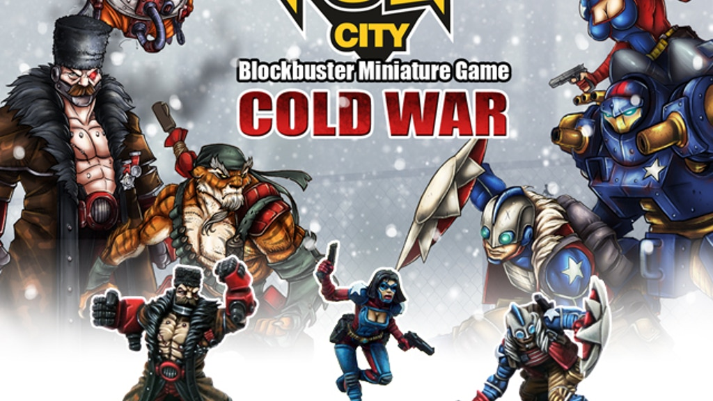 Pulp City: Cold War project video thumbnail