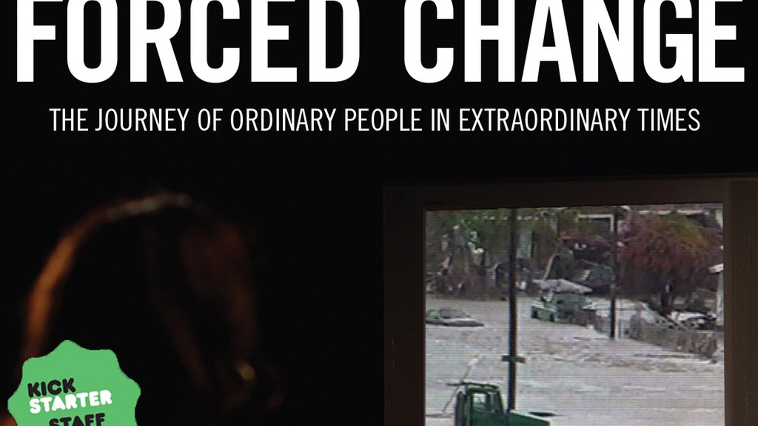 Watch a ten-year journey through the lives of five New Orleanians displaced by Hurricane Katrina unfold on screen in Forced Change.