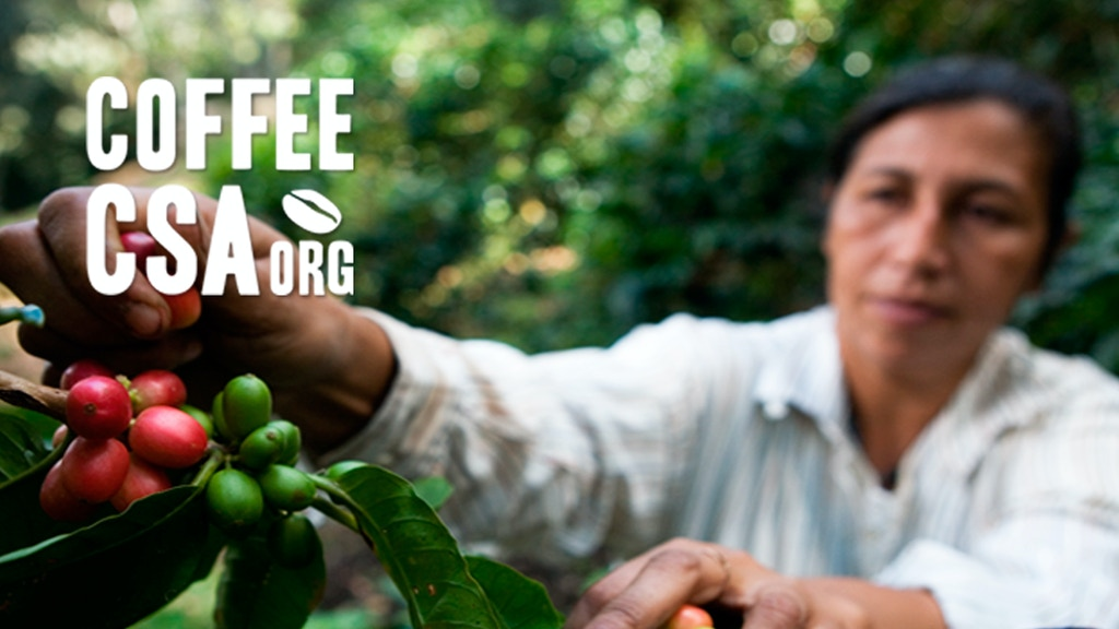 CoffeeCSA.org | Direct Trade with Coffee Farmers project video thumbnail