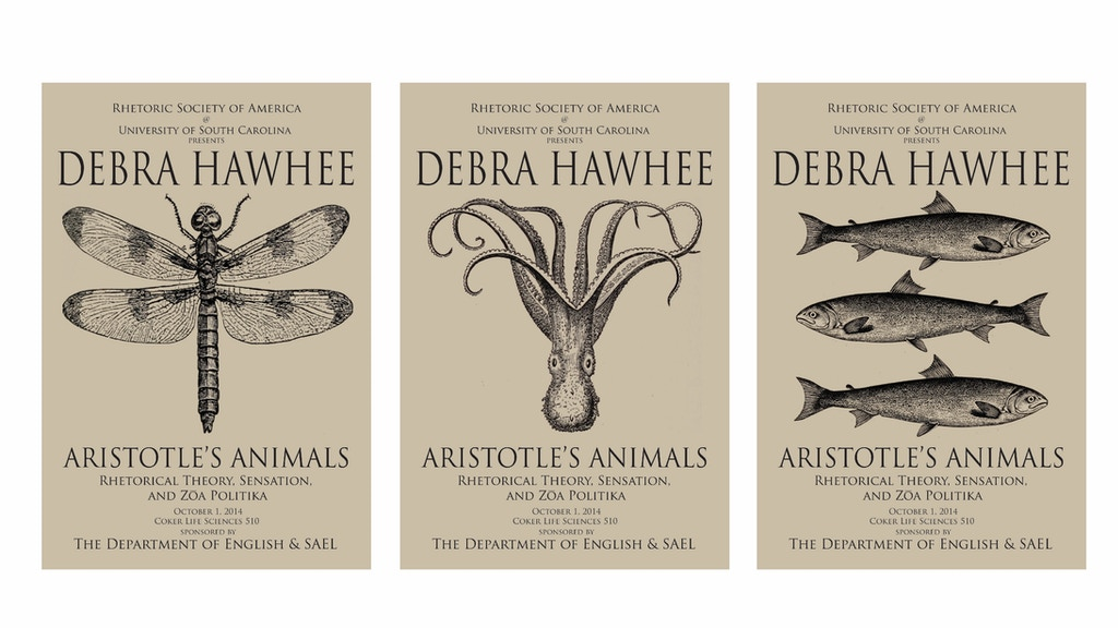 Aristotle Human Behavior Quote Posters: Debra Hawhee And Aristotle's Animals: A Rhetorical Poster