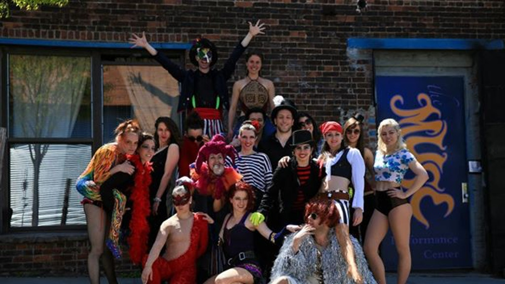 Move The Muse Brooklyn - Circus project video thumbnail