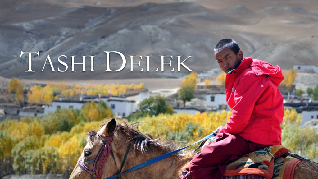 TASHI DELEK – story of a young Buddhist monk project video thumbnail