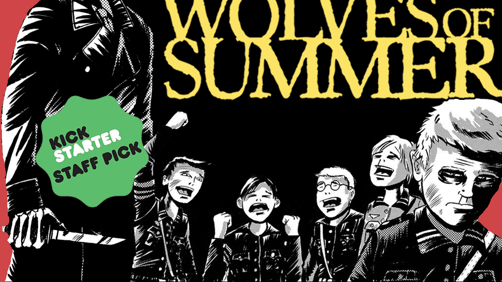 WOLVES OF SUMMER: The Complete Collection project video thumbnail