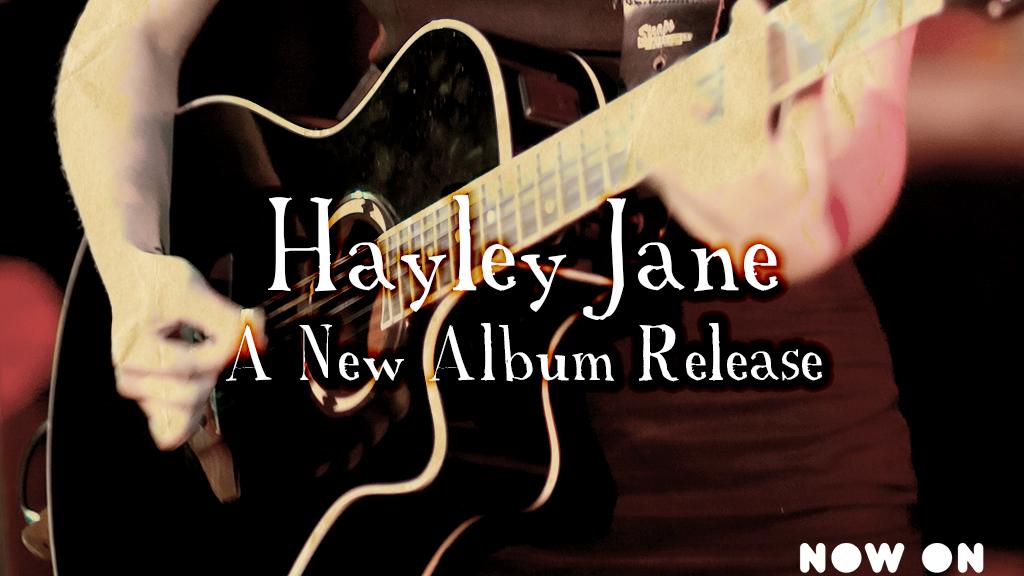 Hayley Jane's Third Album: Devil Makes Three project video thumbnail