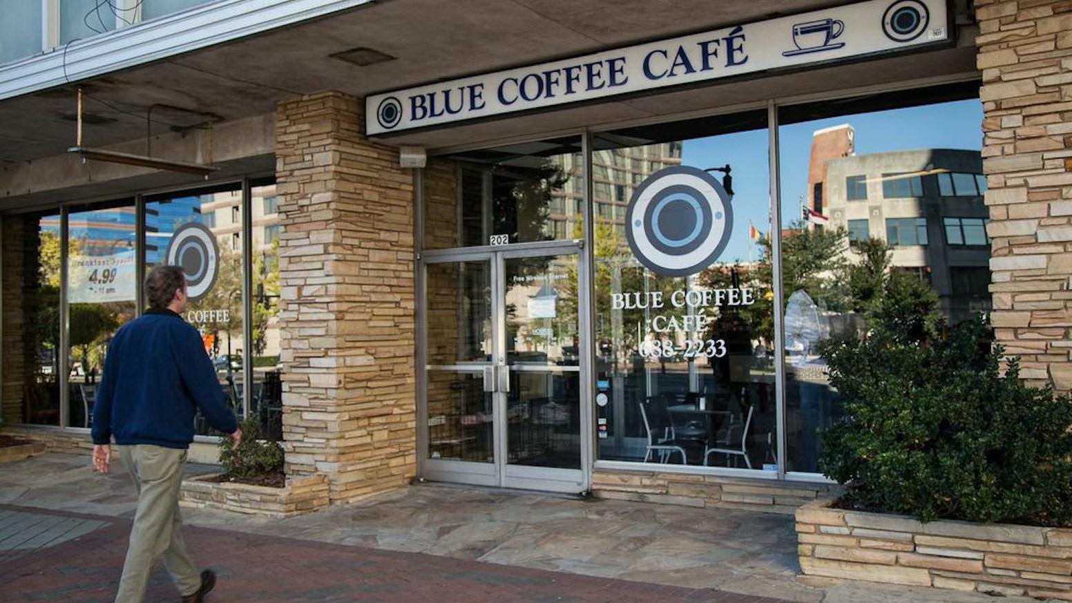 Blue Coffee A Community Cafe On Church Main