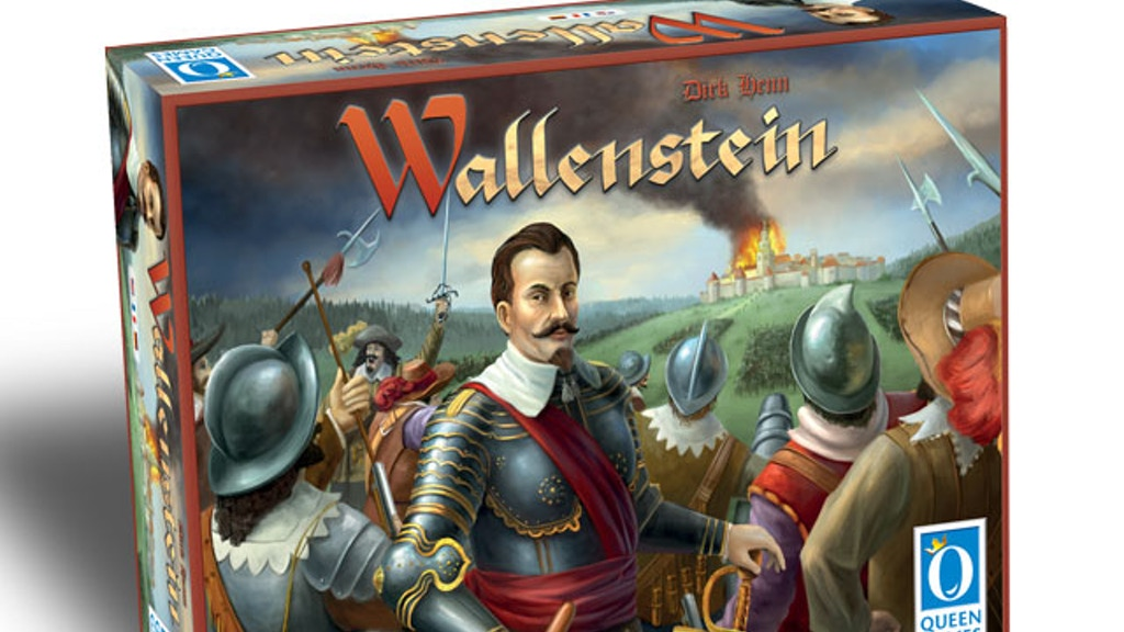 Wallenstein - the 30 years' war project video thumbnail