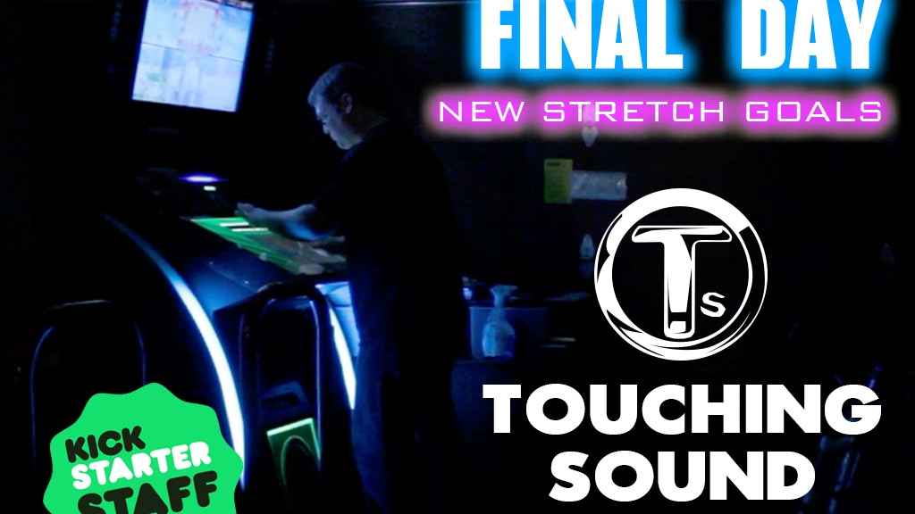 Touching Sound - The Technika Documentary project video thumbnail