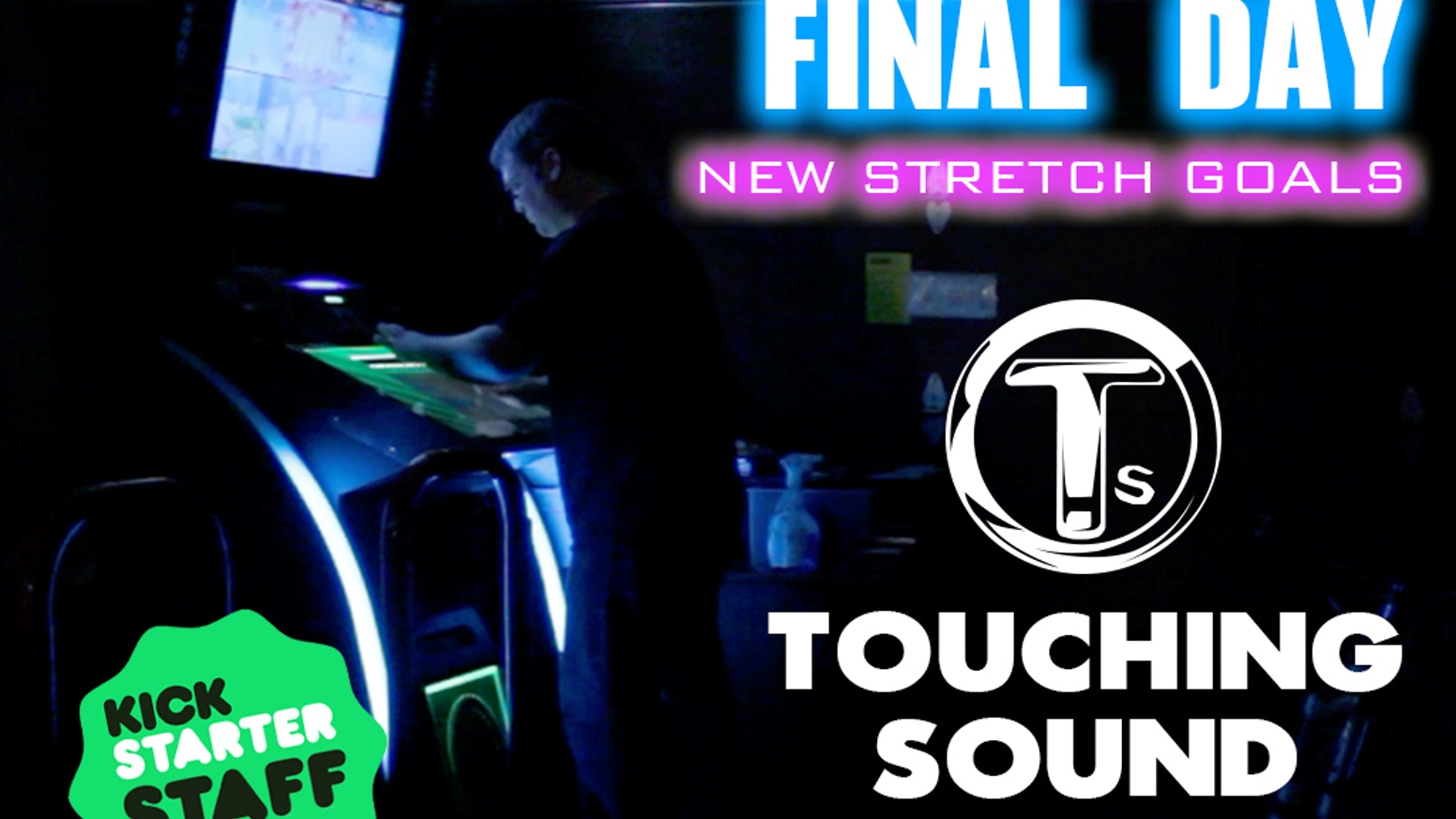 Touching Sound The Technika Documentary By Nick Dobkin Thank
