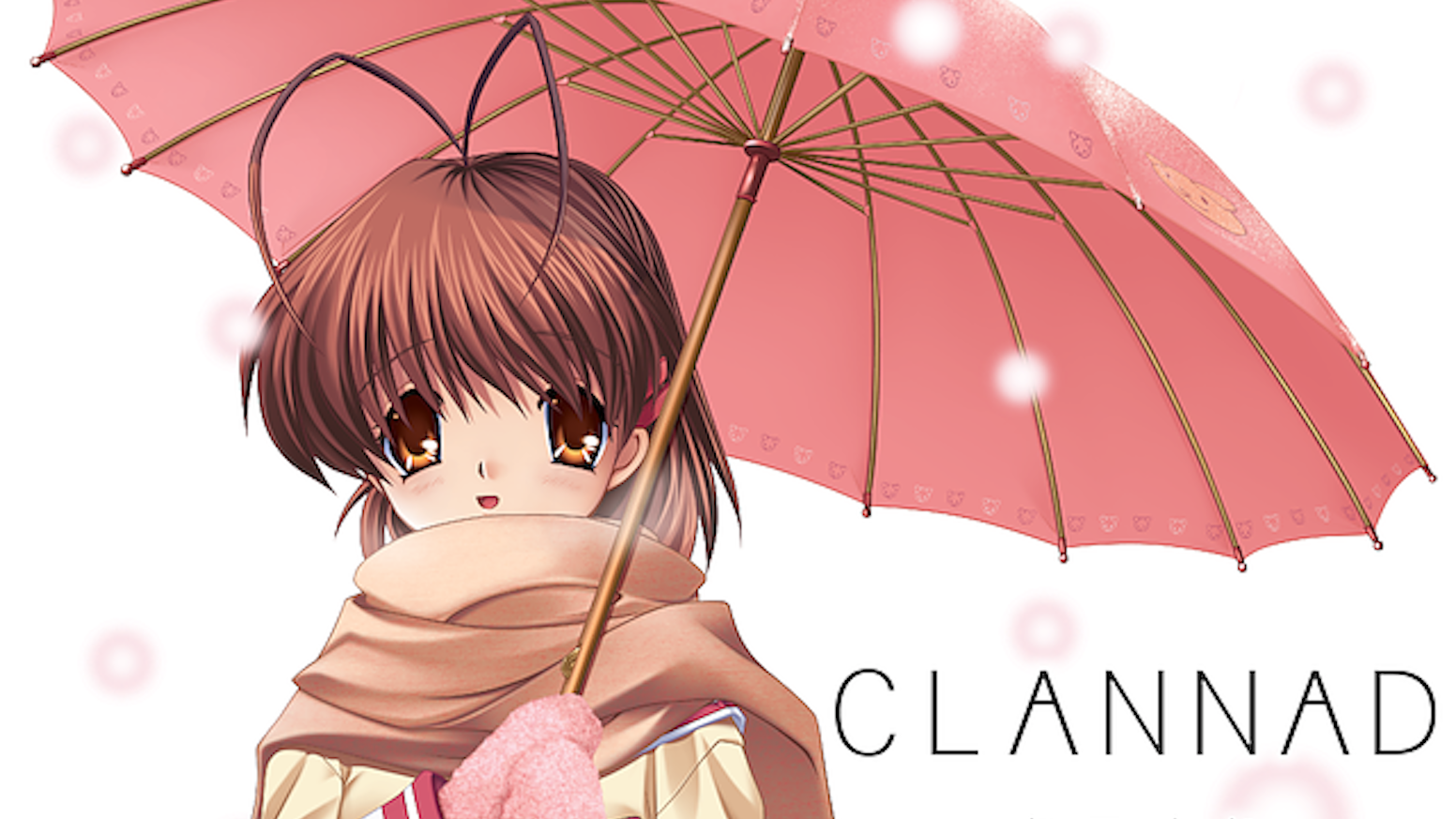 Key's classic visual novel, CLANNAD, is now available through Steam!