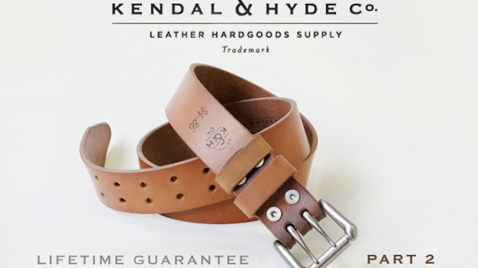 583c9a27861 Another belt to last a lifetime—two if you count the cow's by KENDAL ...