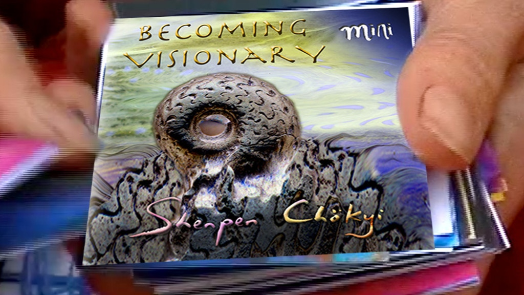 Becoming Visionary mini: a prototype handmade I Ching deck project video thumbnail