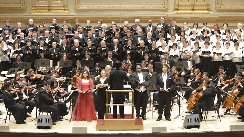 New York Festival Orchestra Inaugural Season  project video thumbnail