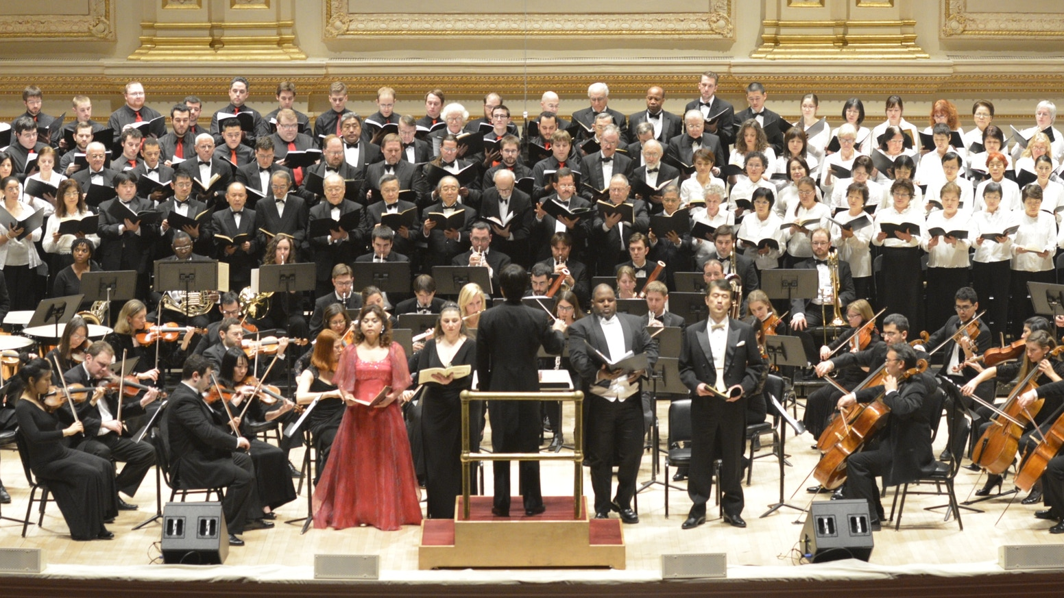 Following a successful Carnegie Hall Debut (December, 2013) with Beethoven's 9th Symphony, NYFO is returning for our enthusiastic fans.