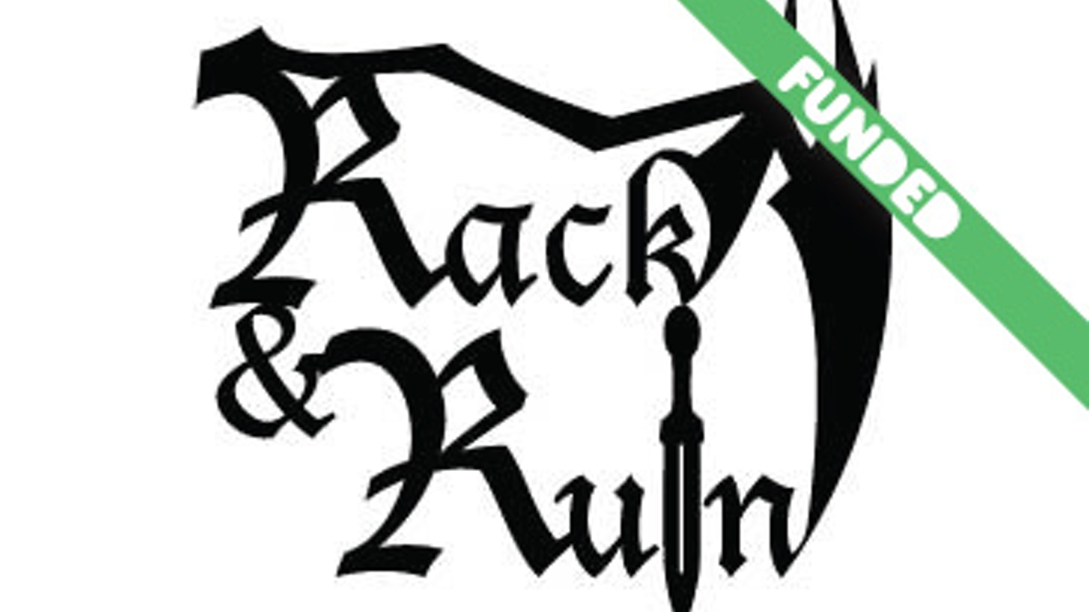 Rack & Ruin is a campaign based fantasy miniatures skirmish game.  Players can create parties from the miniatures they want to use.