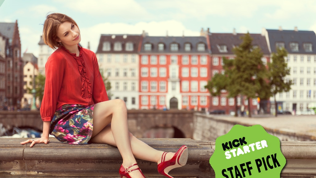 roccamore, comfortable high heeled shoes project video thumbnail