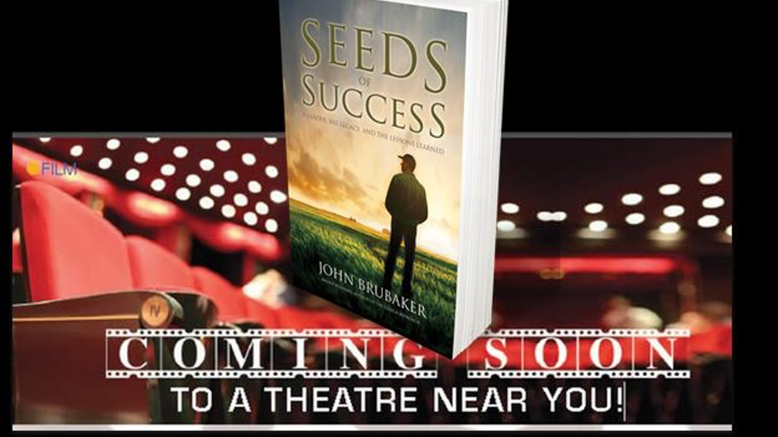 We are raising funds to adapt the award-winning book Seeds of Success to film. Please help bring this vision to reality.