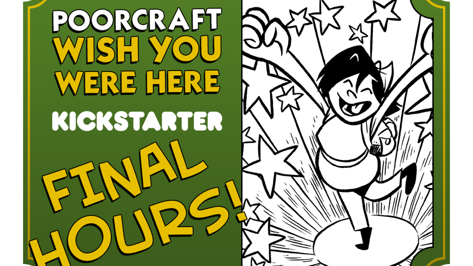 "The globe-trotting sequel to ""Poorcraft: Living Well on Less,"" Written by Ryan Estrada, master world traveler! You don't have to be wealthy to indulge your wanderlust, and this comic proves it. Now available from Iron Circus Comics!"