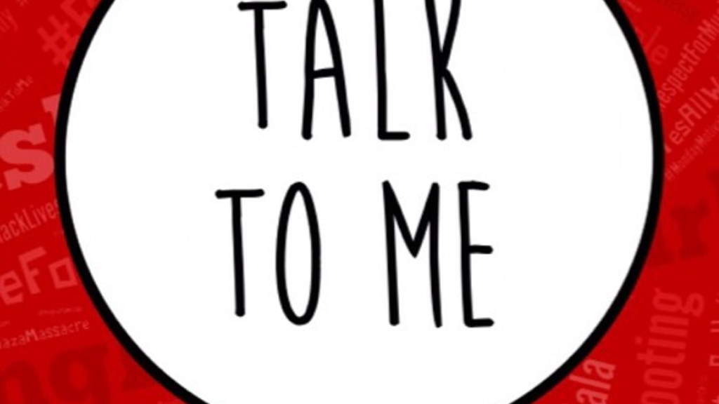 #TalkToMe project video thumbnail
