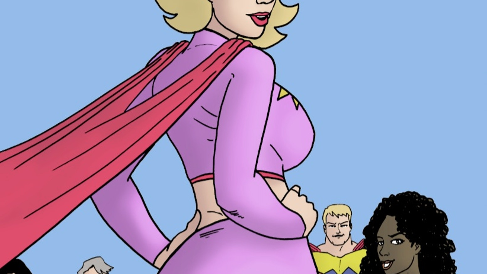 Cartoon sex graphics