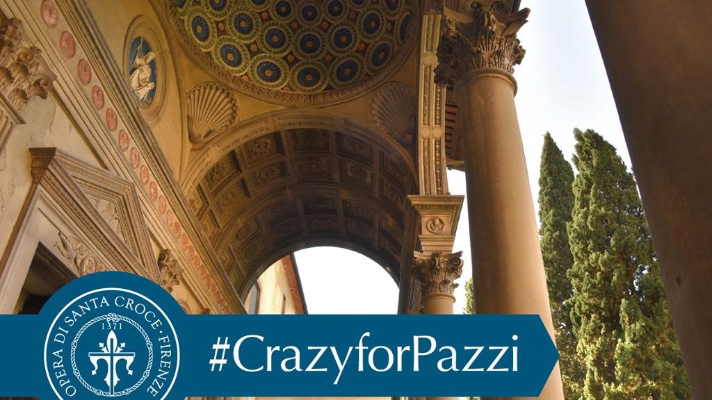 Restoration of Pazzi Chapel Loggia at Church of Santa Croce project video thumbnail