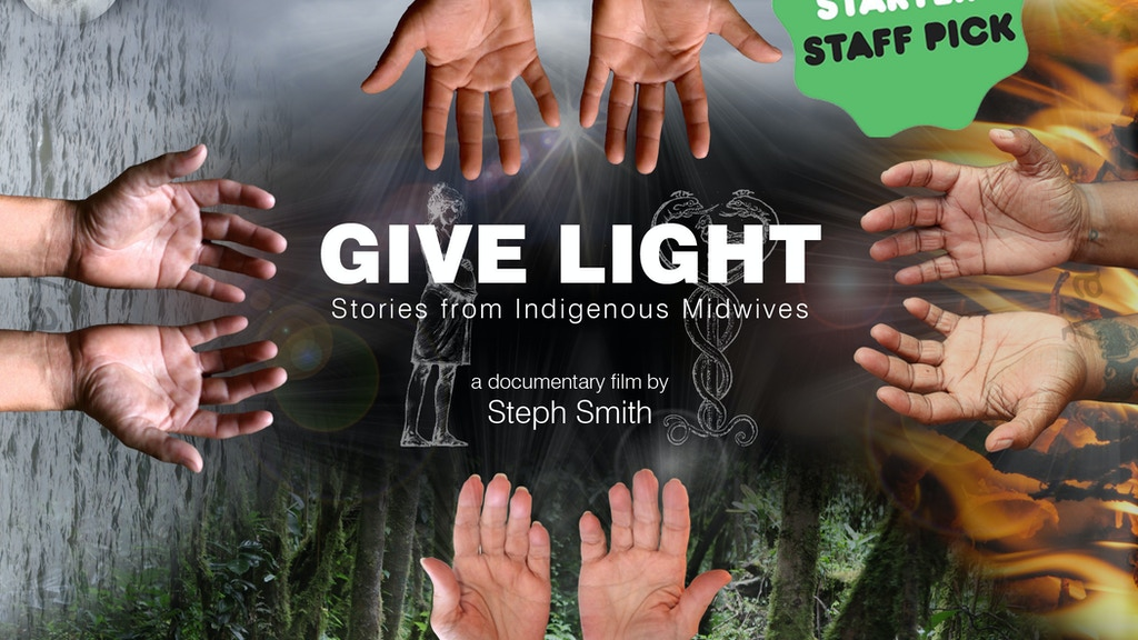 Give Light : Stories from Indigenous Midwives project video thumbnail