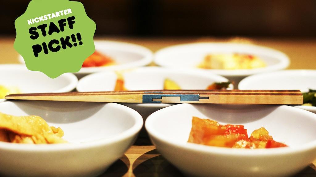 Ta-bé Chopsticks project video thumbnail