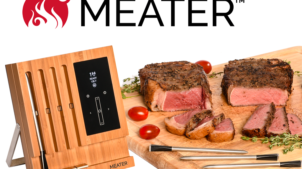 MEATER: The First Truly Wireless Smart Meat Thermometer Project-Video-Thumbnail