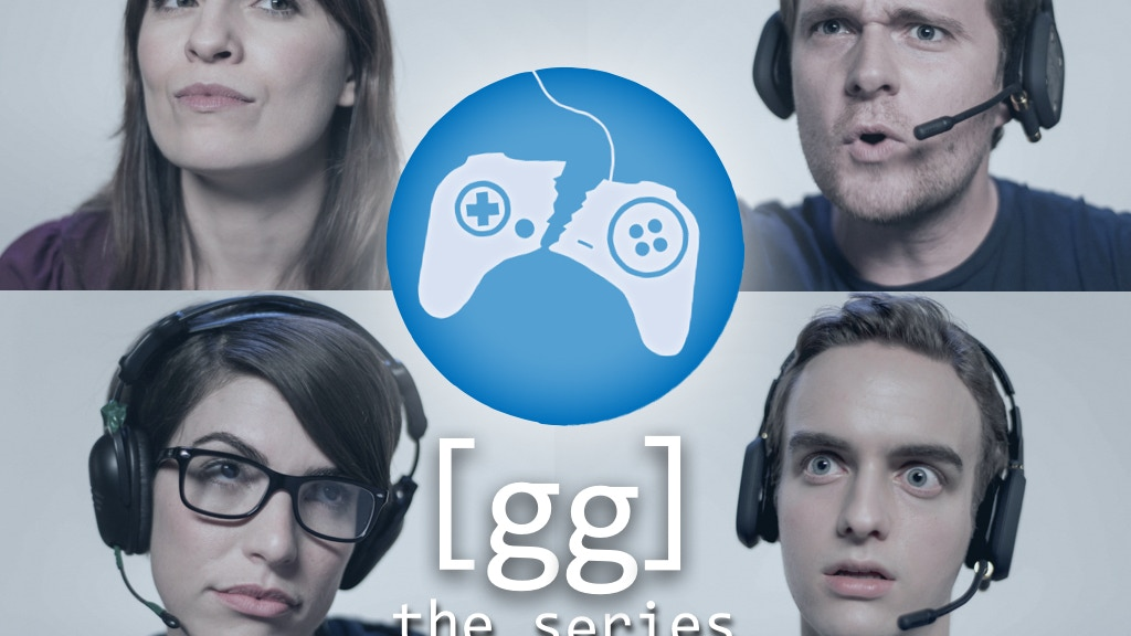 """GG"" the series project video thumbnail"