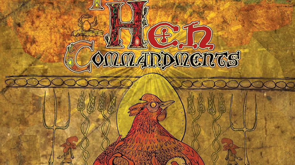 The Hen Commandments project video thumbnail
