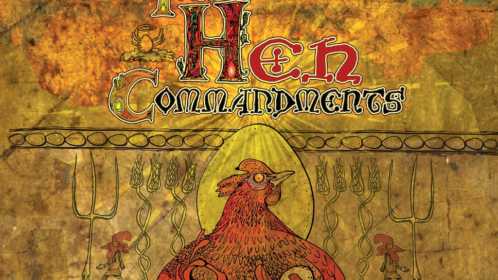 The Hen Commandments project video thumbnail