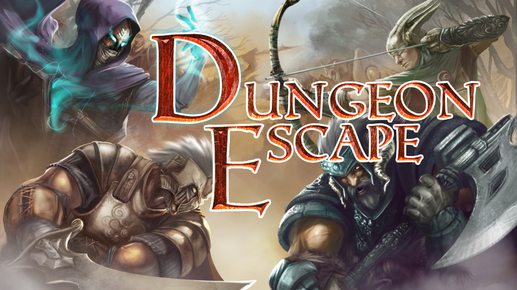 Dungeon Escape - A classic game of memory with a twist. project video thumbnail