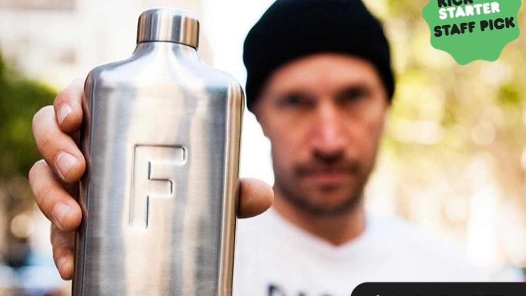 Fred Water Flask = More Water, Less Sugar project video thumbnail
