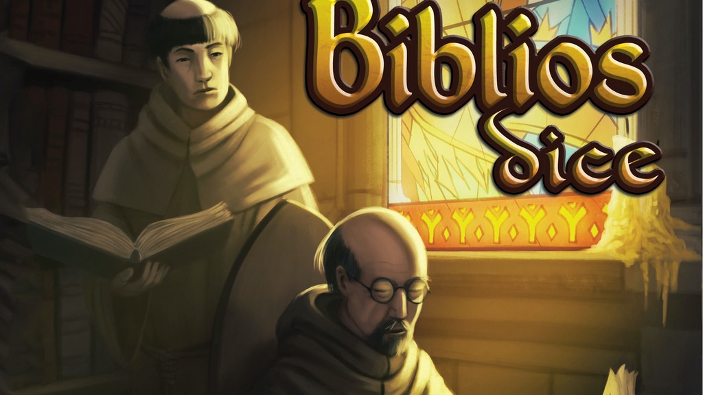 Biblios Dice project video thumbnail