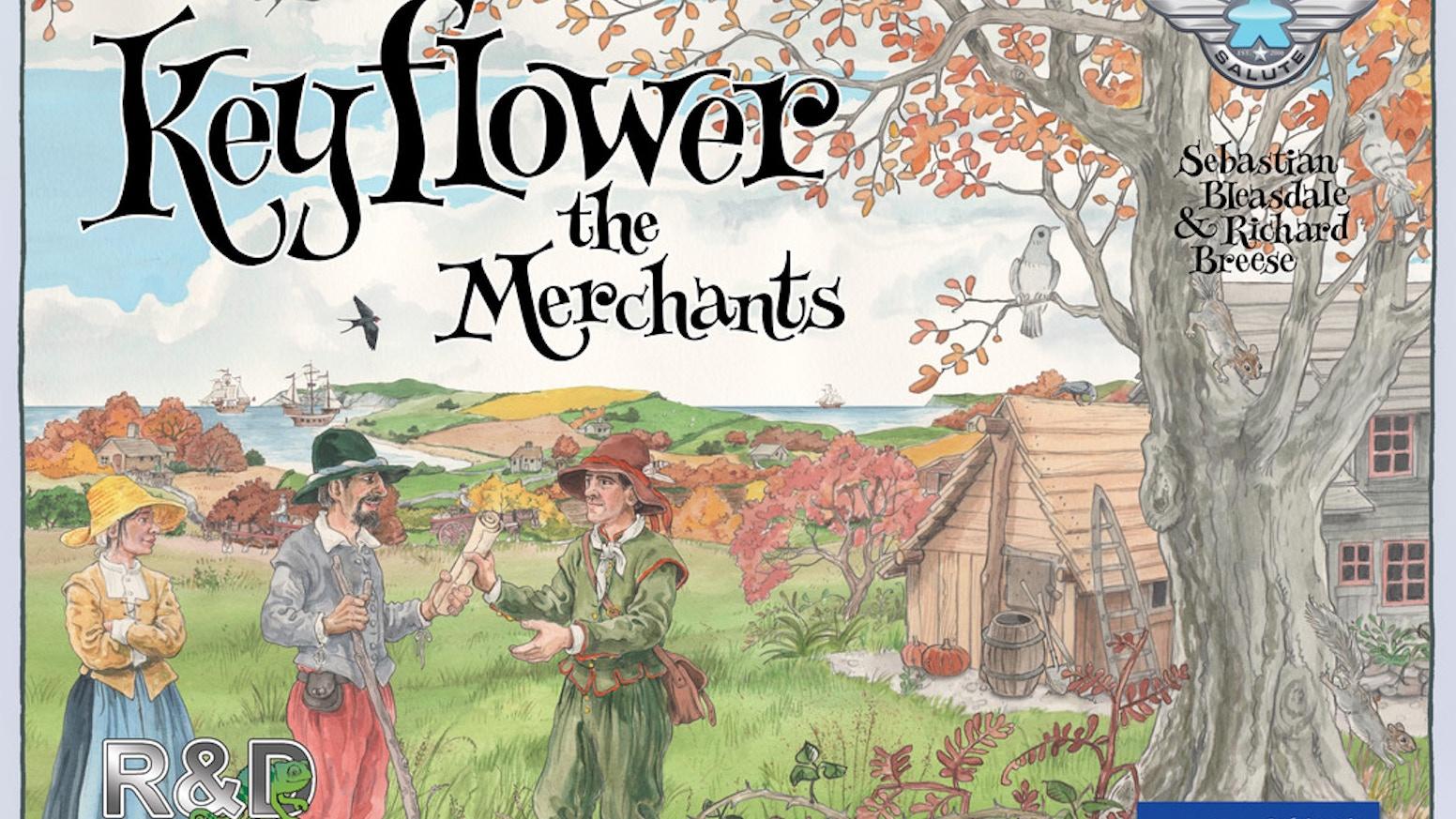 Merchants Auto Nh >> Keyflower: The Merchants by Game Salute — Kickstarter