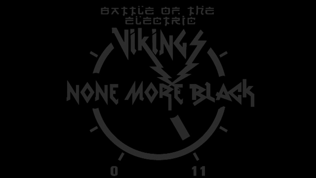 None more Black: Battle of the Electric Vikings Expansion project video thumbnail