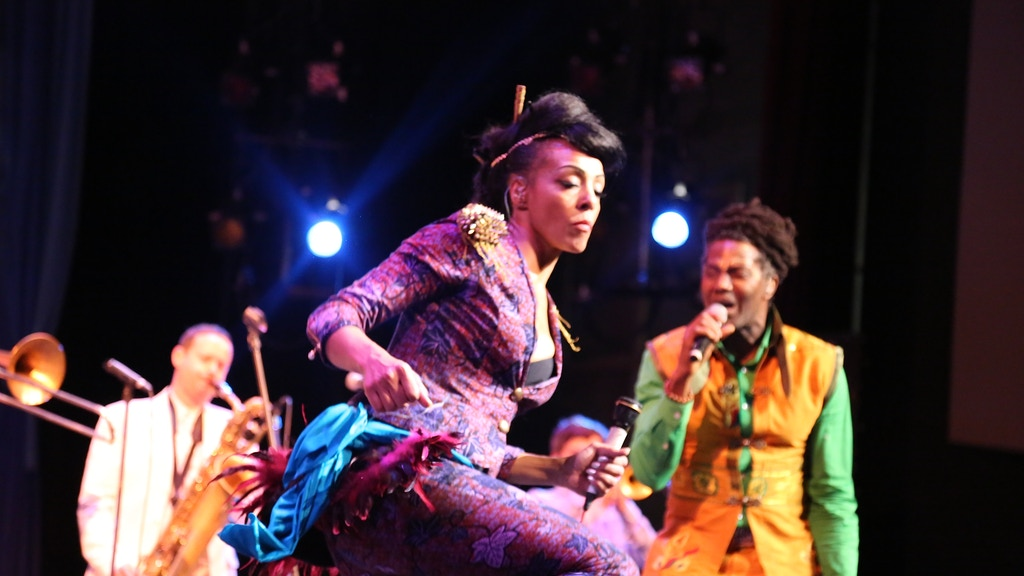 ZAP MAMA:  New Album and 2015 US Tour project video thumbnail
