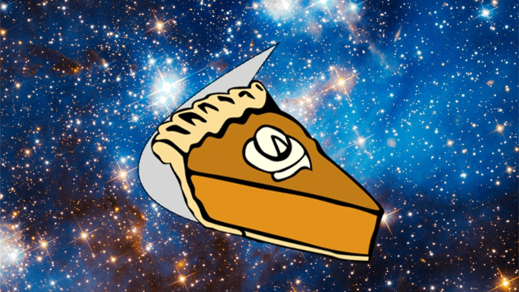 A high school freshman is sending pie into space and you can be a part of it.  GO SCIENCE!!!
