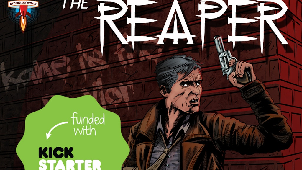 The REAPER - Mature Readers project video thumbnail