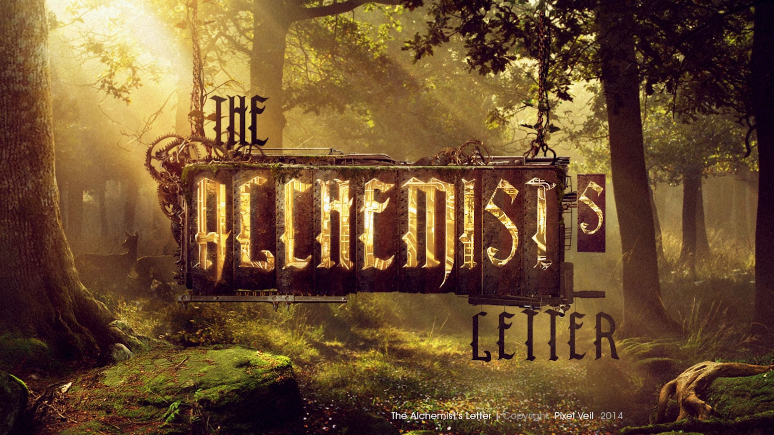 The Alchemist's Letter   A Spectacular Animated Short Film by