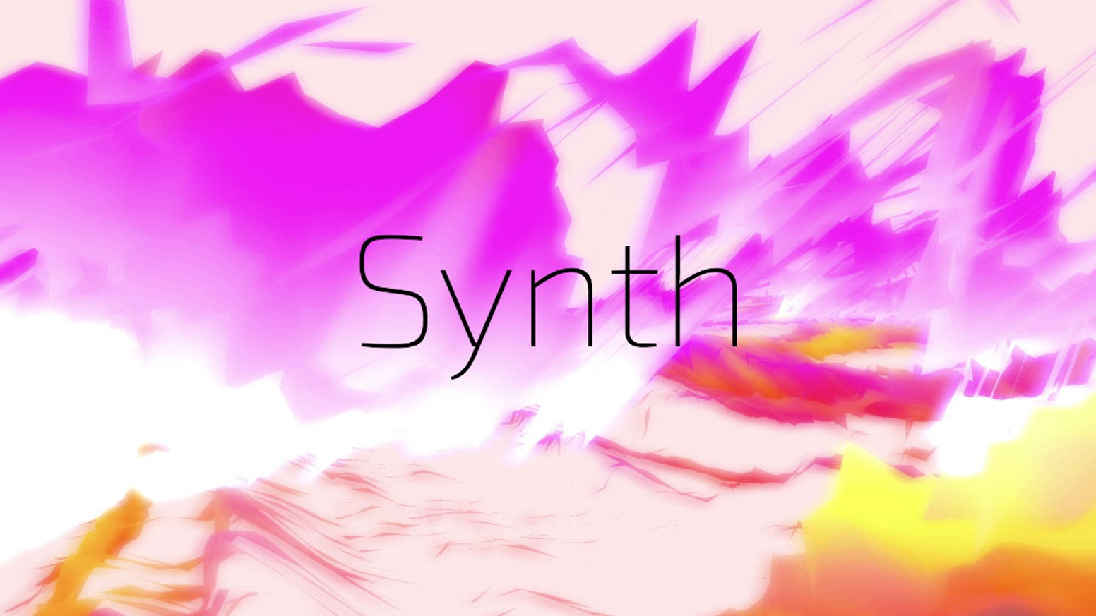 Synth is a video synthesizer for the web by Stephen